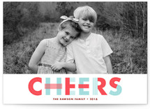Cheers by Paper and Parcel