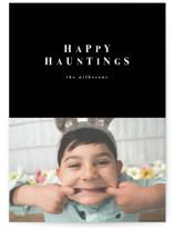happy hauntings minimal