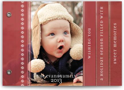 Sweet Memories Holiday Minibooks
