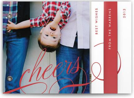 Cheers Holiday Minibooks