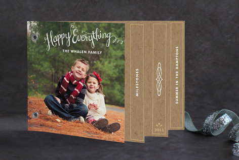 Classic Greetings Holiday Minibook™ Cards