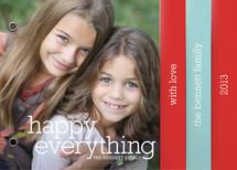 Happy Everything Holiday Minibooks