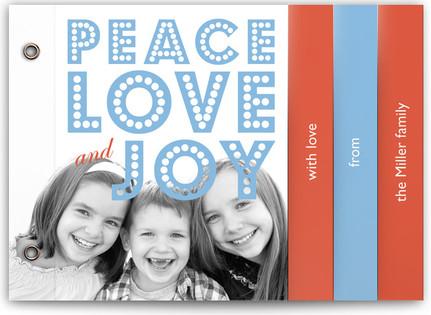 float + peace Holiday Minibooks