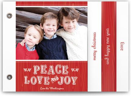 Mittens Holiday Minibooks