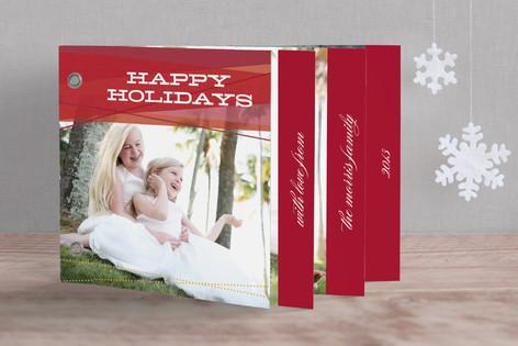 Ruby Ribbons Holiday Minibook™ Cards
