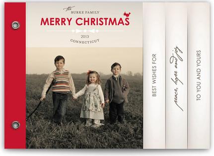 Bowtie Holiday Minibooks
