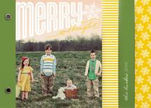 Merry Bright Cheer Holiday Minibooks