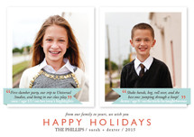 Holiday Thoughts Holiday Petite Cards