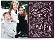 Merry Little Chalkboard