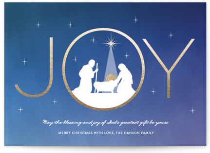 Christmas Joy Cards
