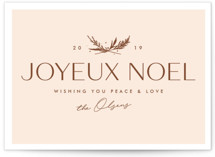Joyeux Noel by Heather Francisco