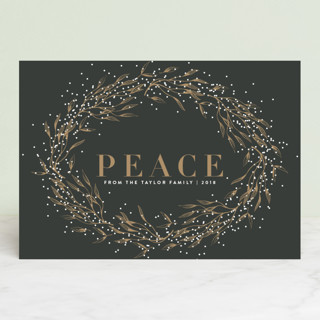 winter bliss Holiday Petite Cards