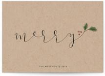 Evergreen Merry