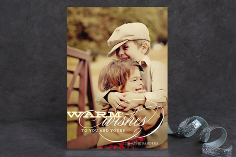 Warm Wishes Holiday Petite Cards