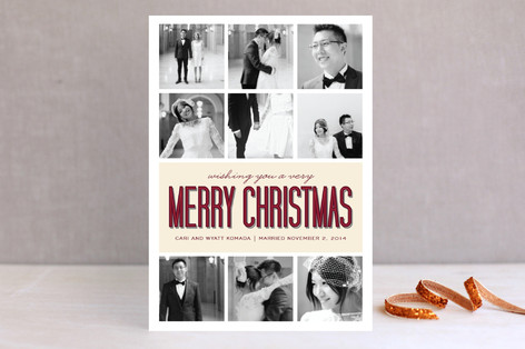 Christmas Photo Gallery Holiday Petite Cards