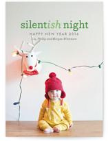 Silentish Night