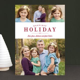 Sparkling Border Holiday Petite Cards