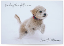 Dashing Through the Sno... by Rebecca Rueth