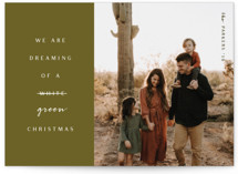 Dream Green Christmas by Kanika Mathur