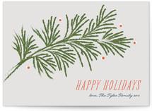 Festive Branches by Monica Schafer