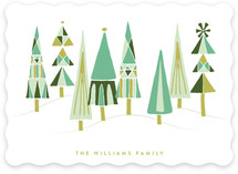 Patterned Tree Forest