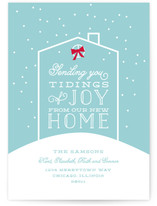 Tidings From Home by Kimberly FitzSimons