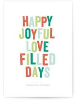 Happy Days by Laura Hankins