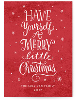 A Little Christmas Whim... by Laura Bolter Design