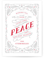 Holiday Peace by Lori Wemple