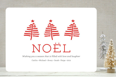 Holiday Tree Holiday Cards