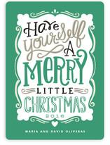 Merry Typography