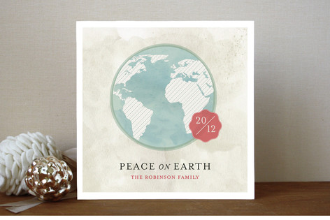 World Wishes Holiday Cards