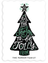 Jolly Tree Stamp