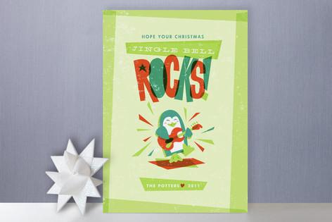 Jingle Bell Rocks Holiday Cards