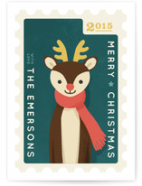 Reindeer Stamp by Four Wet Feet Studio