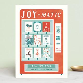 Joymatic Holiday Cards