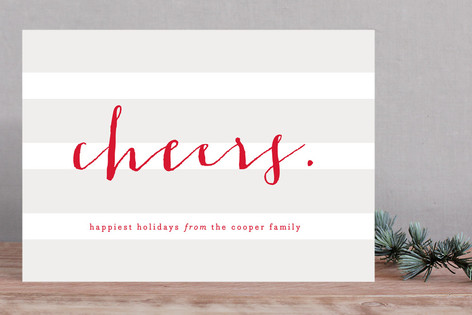 Simply Holiday Cards
