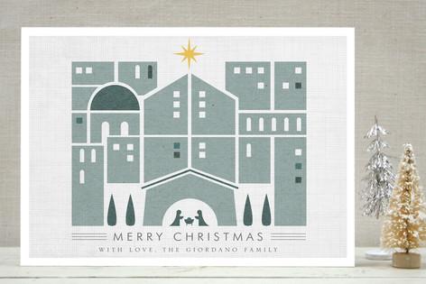 Nativity Holiday Cards