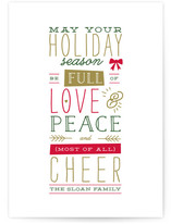 Holiday Typography by Kimberly FitzSimons