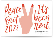 peace out by Frooted Design