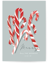 merry candy canes by Rebecca Durflinger