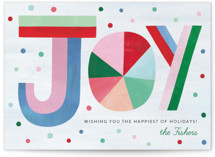 Hand Lettered Joy by melanie mikecz