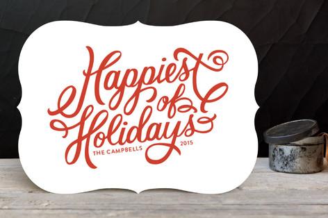 Jubilant Holiday Cards