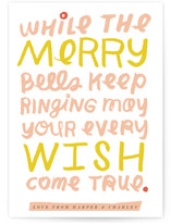 Merry Wish by Yours Madly