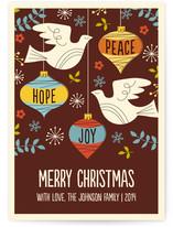 MidCentury Peace Dove