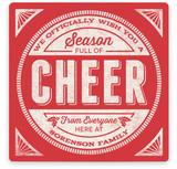 Cheer Stamp
