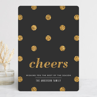Festive Glow Holiday Cards