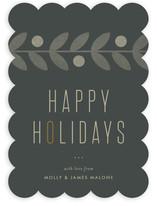 Motif Happy Holidays