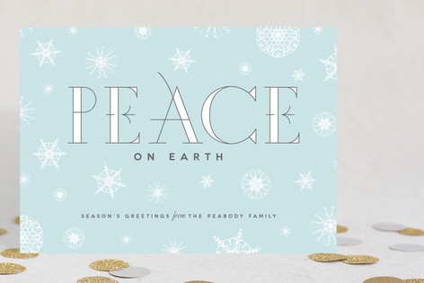 Tranquility Holiday Cards