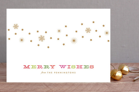 Merry Colors Holiday Cards